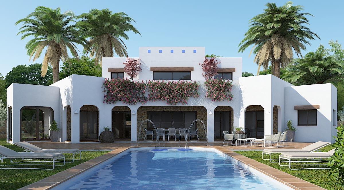 Nieuwbouw Villa Costa Blanca