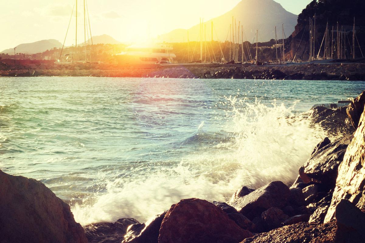 Natuur en watersport aan Costa Blanca