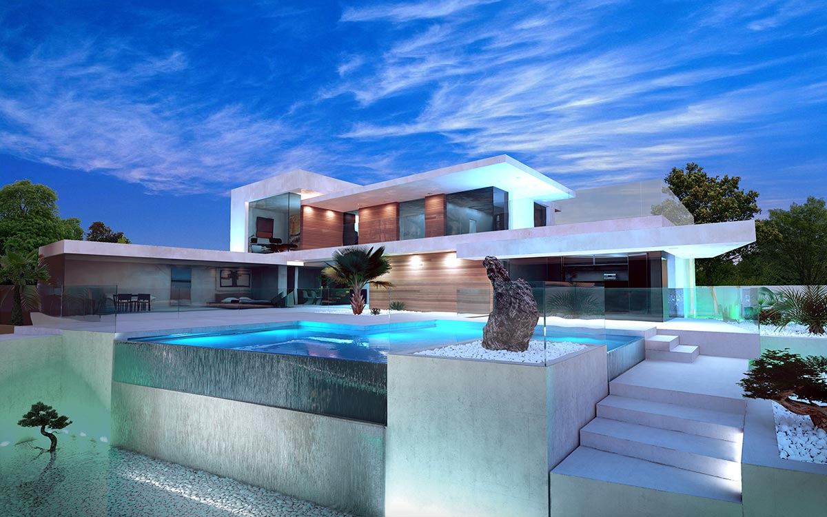 Villa laten bouwen Costa Blanca